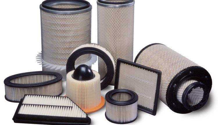 filtros de aire