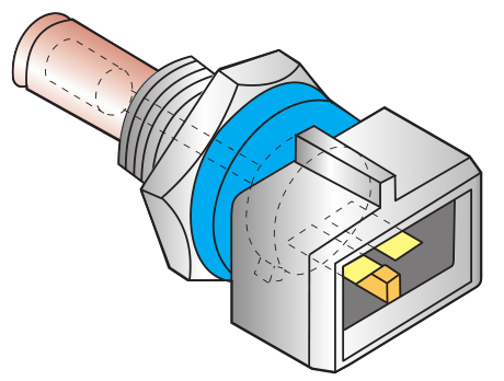 Transmisor de temperatura del líquido refrigerante